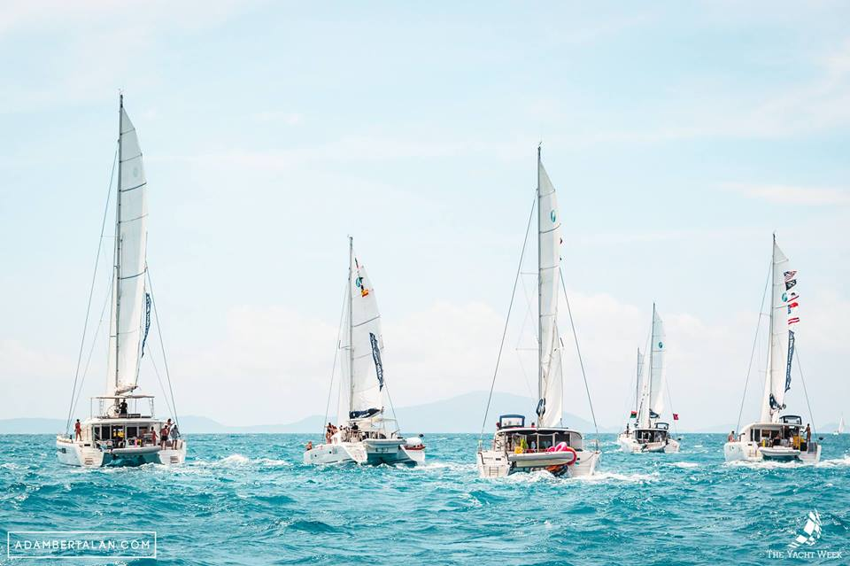 The Yacht Week: Your Questions Answered